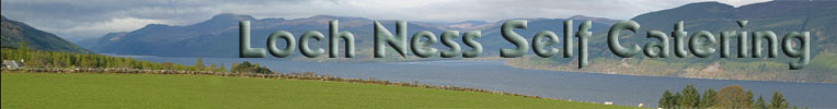 Loch Ness self catering